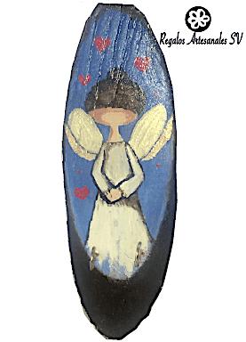 Angelito porta llavero