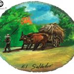 Carreta de Bueyes El Salvador Mágico 2.0 Rasv-01
