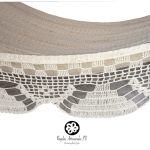 Trabajo de fleco de hanaca de algodón-01