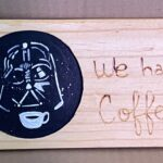 We have coffee